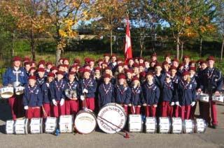 rosenholm-tambourkorps